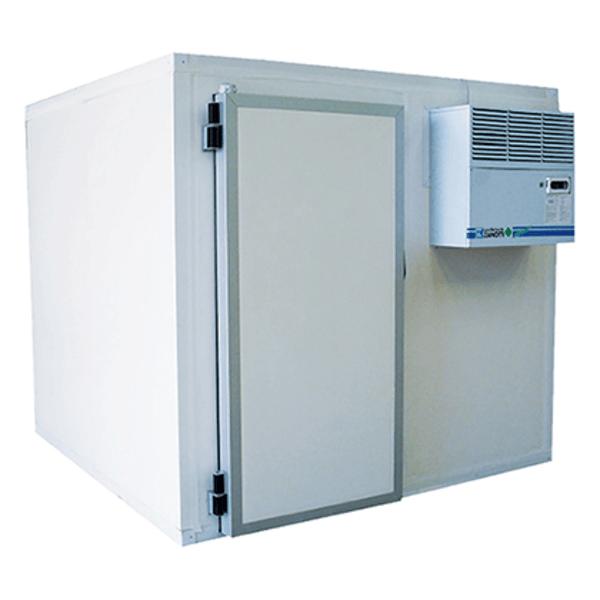 Холодильная камера полнозамковая