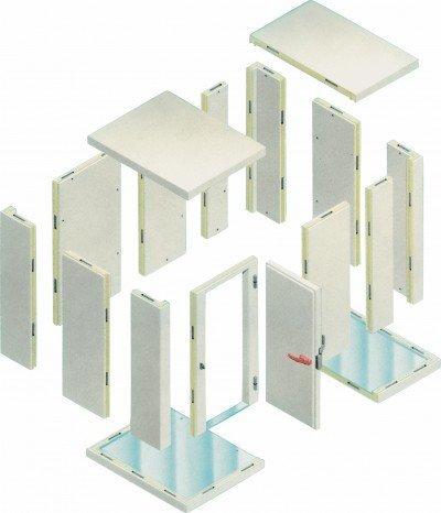 сэндвич панели для холодильной камеры