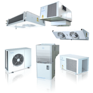 Холодильный агрегат для холодильной камеры